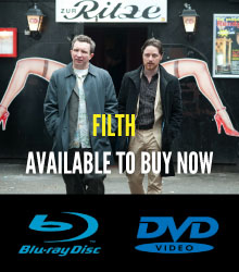 Filth Blu-Ray DVD